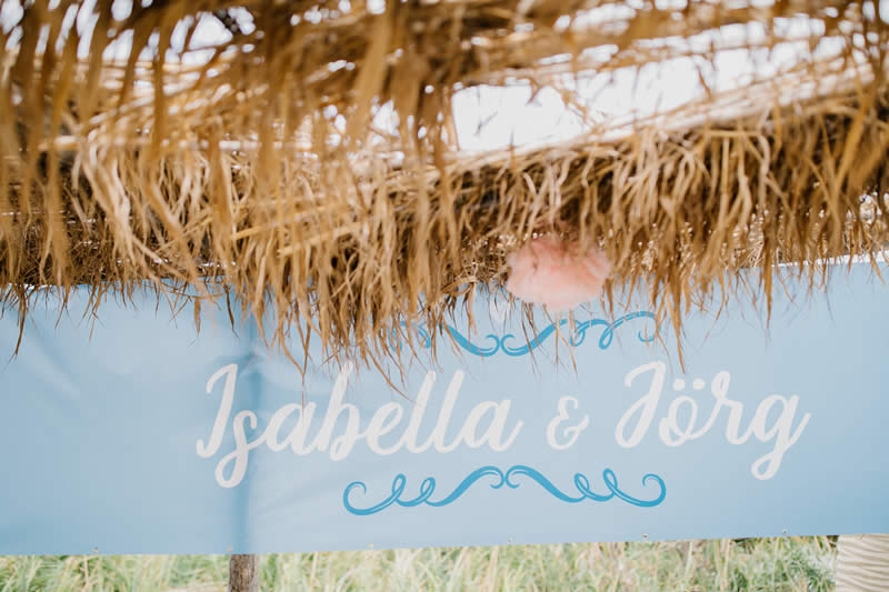 wedding personalized decoration banner